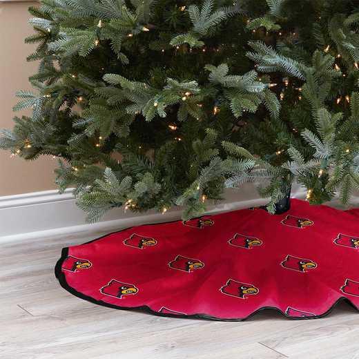 NCAACT-LV-12:  Christmas Tree Skirt