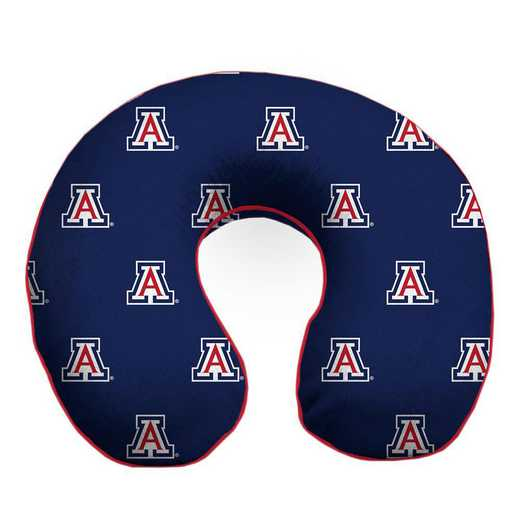 NCAATP-AZ-12:  Memory Foam Travel Pillow