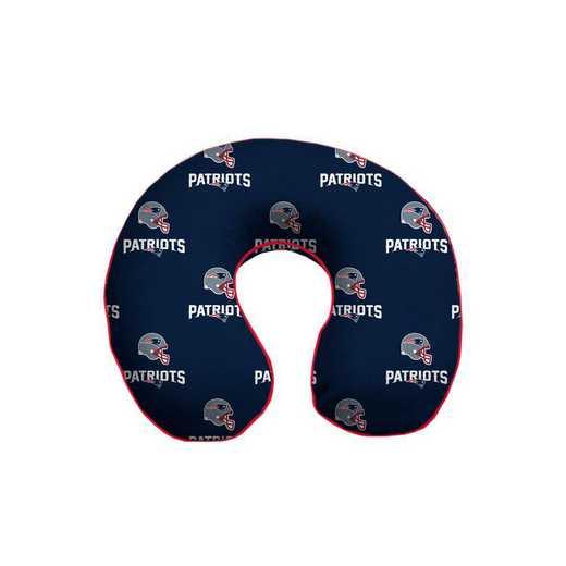 NFLTP-PAT-12:  Memory Foam Travel Pillow