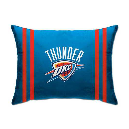 NBALG26-EOKC:  Plush Bed Pillow 20X26