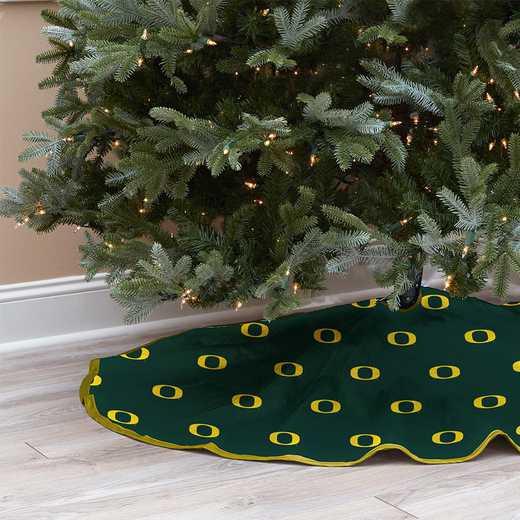 NCAACT-UO-12:  Christmas Tree Skirt