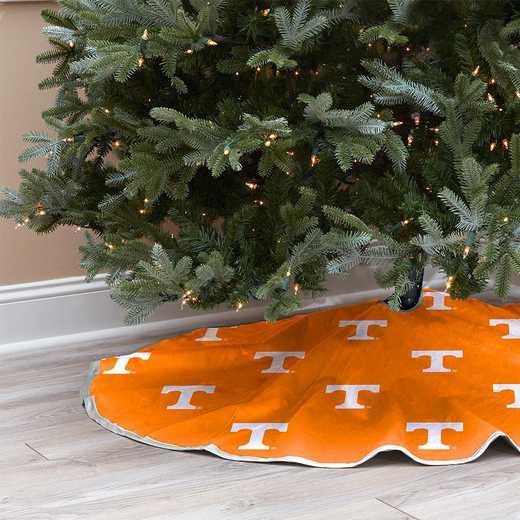 NCAACT-TN-12:  Christmas Tree Skirt