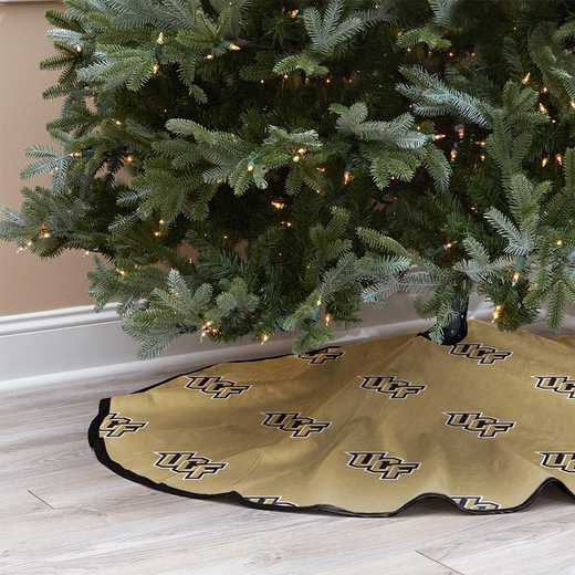 NCAACT-UCF-12:  Christmas Tree Skirt