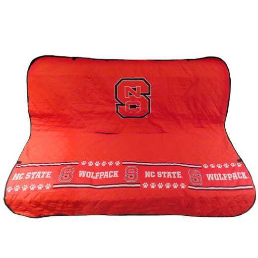 NCS-3177: NORTH CAROLINA STATE WOLFPACK CAR SEAT COVER