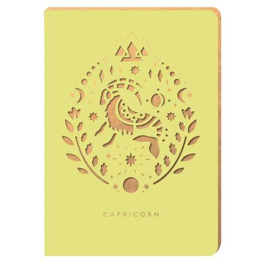 PZ01: Portico/Zodiac Notebook Capricorn Zodiac Notebook