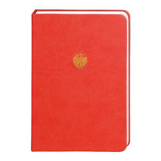 SKYN03: Sky + Miller Coral Strawberry Notebook