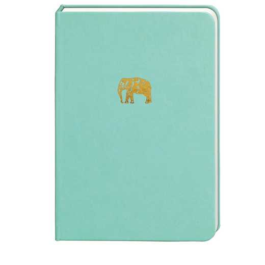 SKYN05: Sky + Miller Light Blue Elephant Notebook