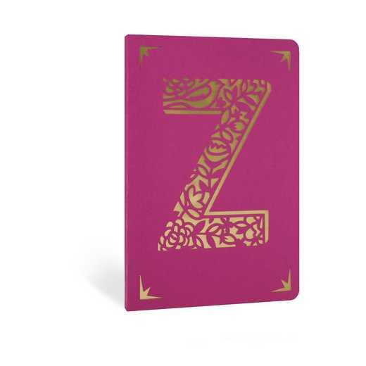 Z1F: Portico/Monogram Notebook Z1F Z FOIL A6 NOTEBOOK