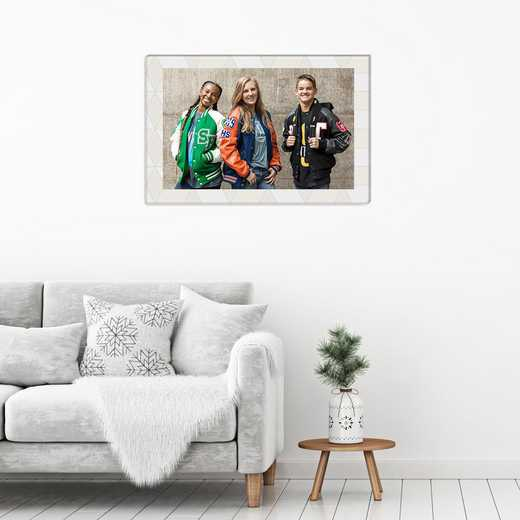 Personalized Printed Art Canvas
