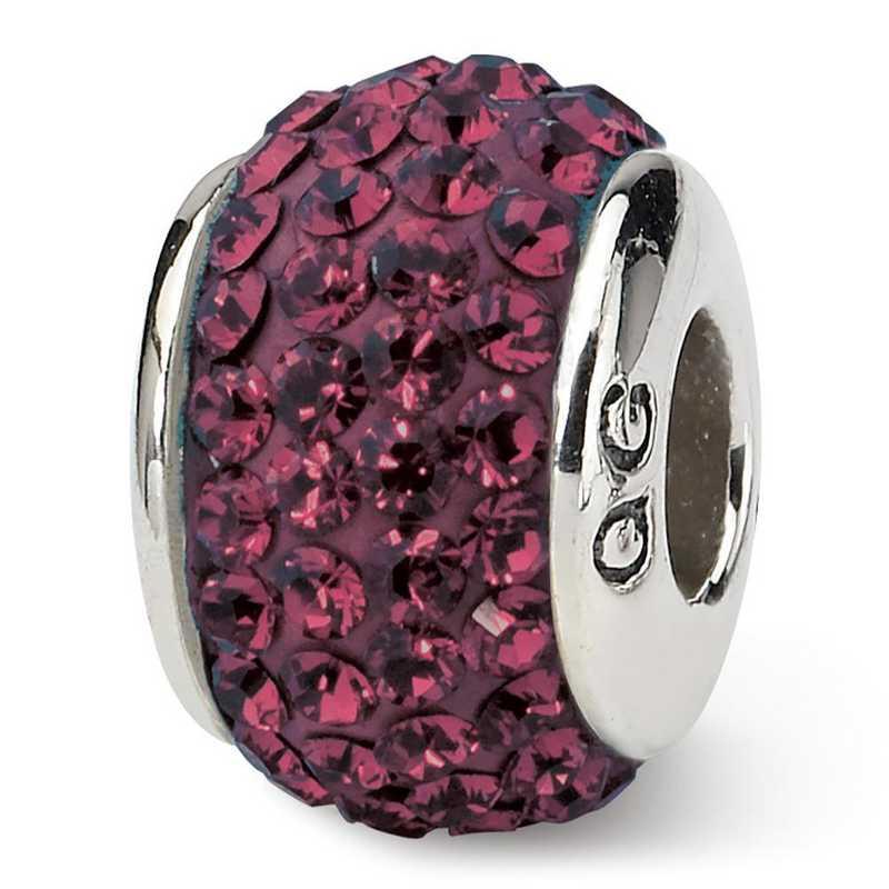 QRS1252JUN: SS Reflection Beads June Full Swarovski Crystal Bead