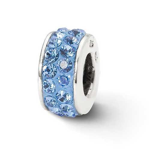 QRS2009: SS Reflection Beads Light Blue Swarovski Crystal Bead