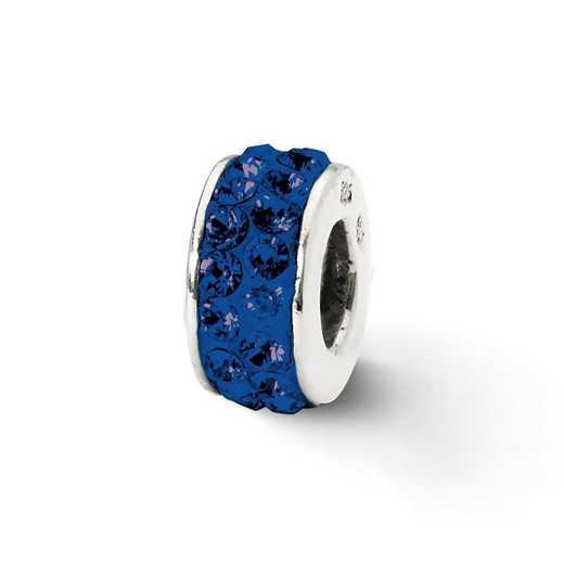QRS2021: SS Reflection Beads Dark Blue Swarovski Crystal Bead