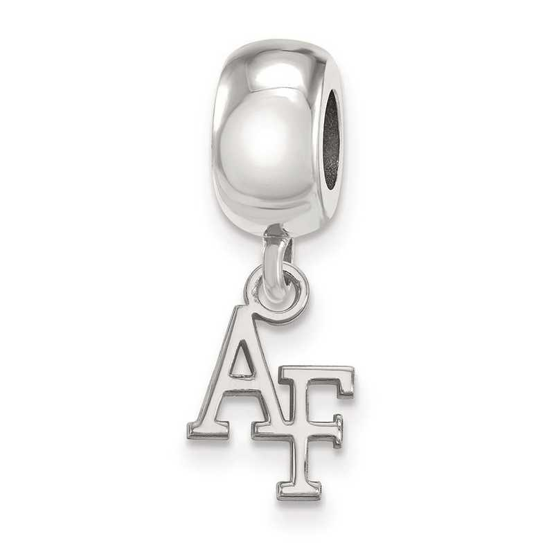 SS015USA: SS Logoart United States Air Force Academy Reflection Beads
