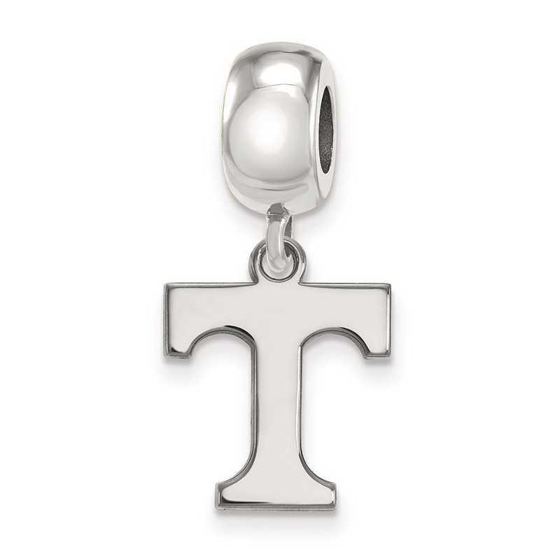 SS036UTN: SS Rh-P Logoart Univ Of Tennessee Small Reflection Beads