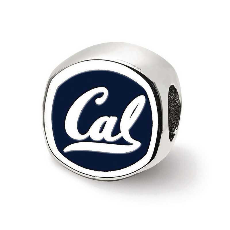SS501UCB: SS Logoart U Of California Berkeley Cushion Reflection Beads