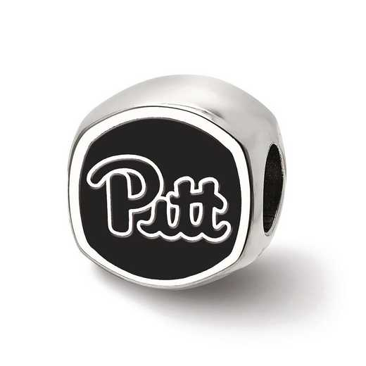 SS501UPI: SS Logoart U Of Pittsburgh Cushion Reflection Beads