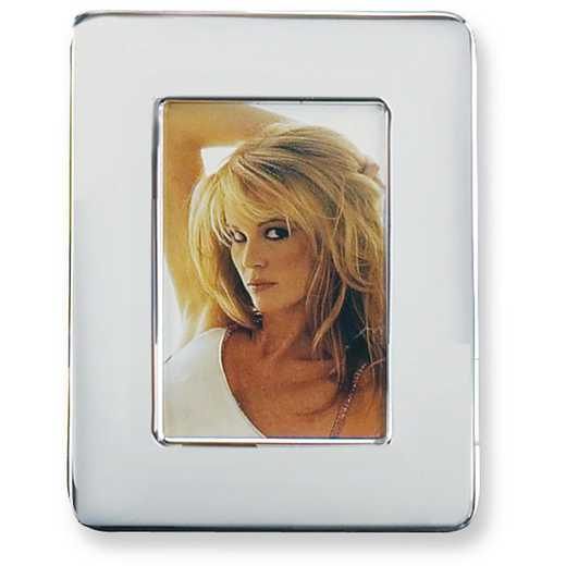 GL9403: Silver-plated 5x7 Photo Frame