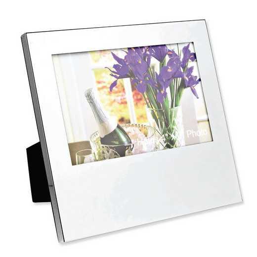 GL9439: Nickel-plated Oversized 4x6 Photo Frame