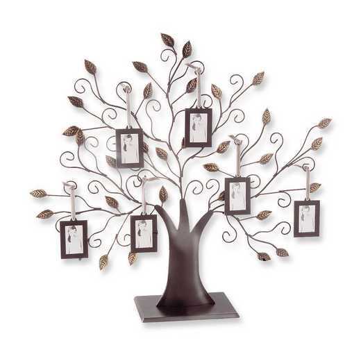GM1921: Tree of Life with 6 Hanging Wallet Size Frames