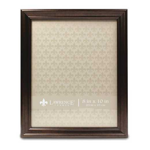 GM22230: 8x10 Classic Detailed Oil Rubbed Bronze Frame