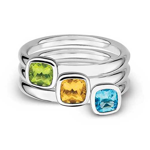 Sterling Silver Stackable Polished Perfect Ring Set