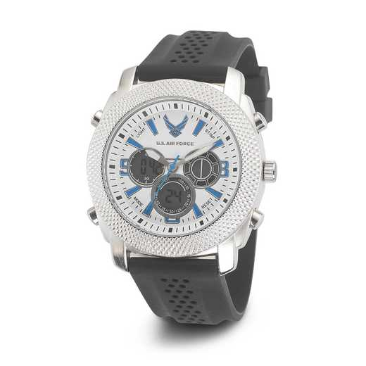 XWA4589: USAF Wrist Armor C21  White/Blue Watch