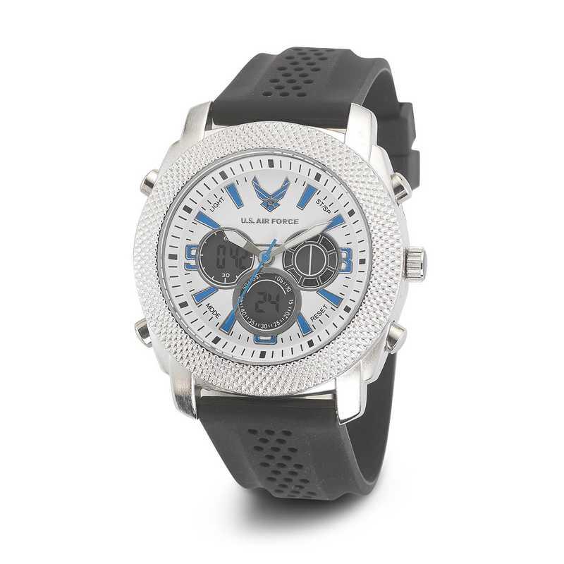 XWA4589: USAF Wrist Armor C21  White/Blue Watch