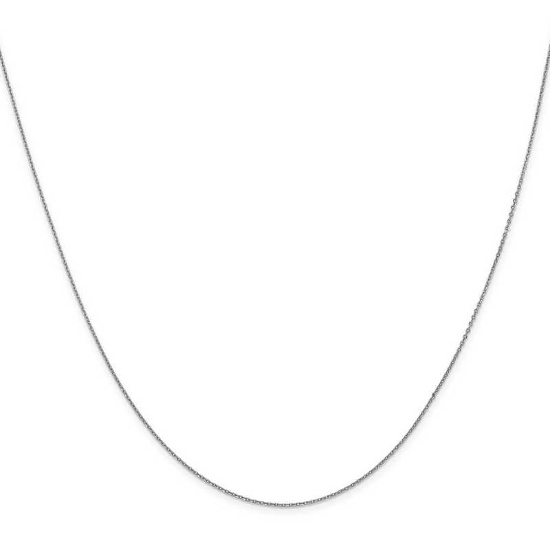 QMM100-30: 925 Mio Memento Rhodium-Plated CZ 30in Chain