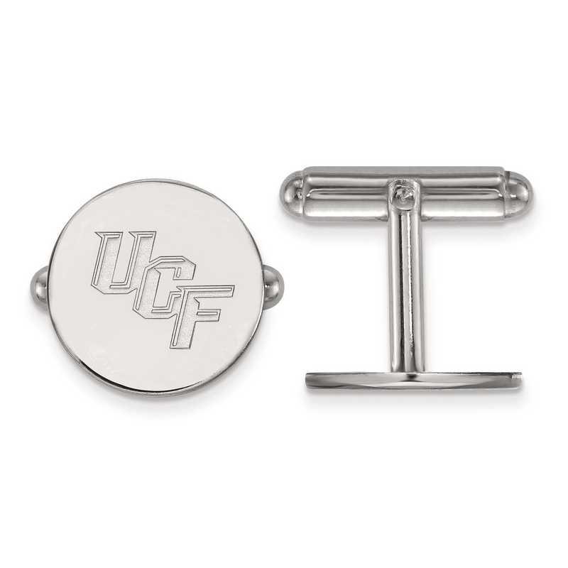 SS010UCF: SS LogoArt University of Central Florida Cuff Link