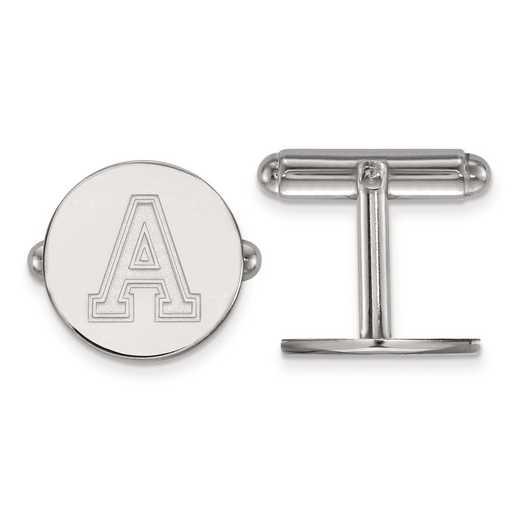 SS010USMA: SS LogoArt U.S. Military Academy Cuff Link