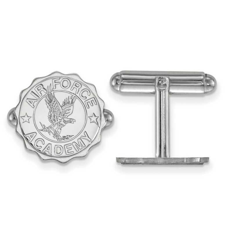 SS025USA: SS LogoArt United States Air Force Academy Crest Cuff Link