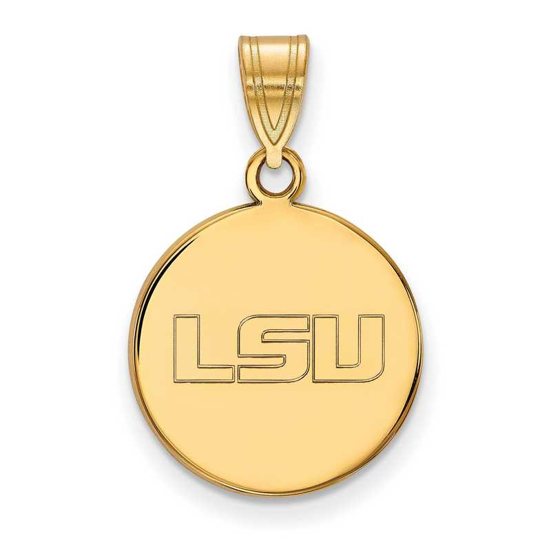 GP033LSU: 925 YGFP Louisiana State Med Disc Pend