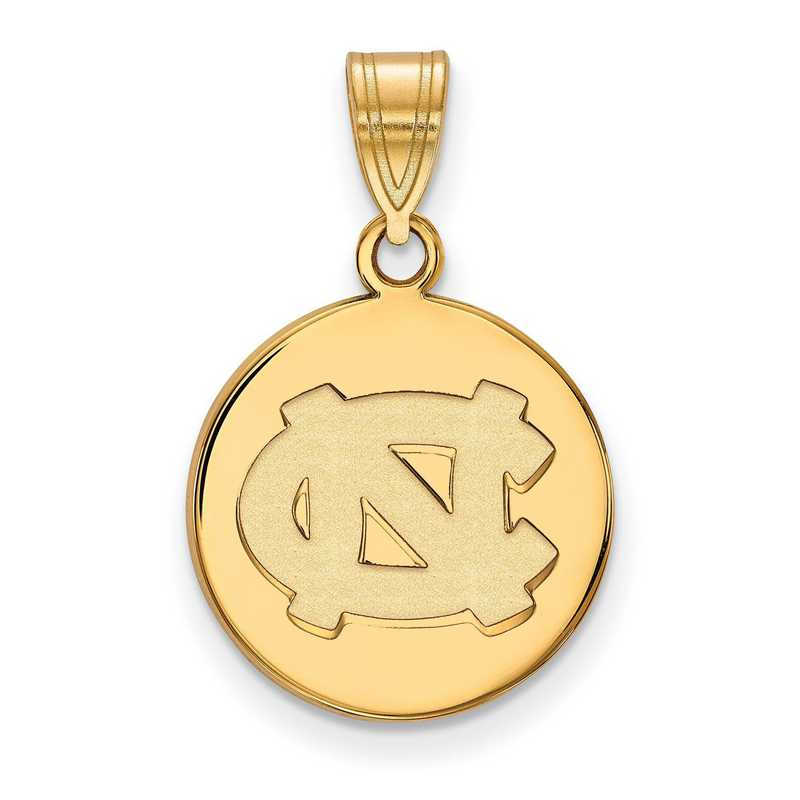 925 Sterling Silver Rhodium-plated Laser-cut South Carolina State University Large Pendant