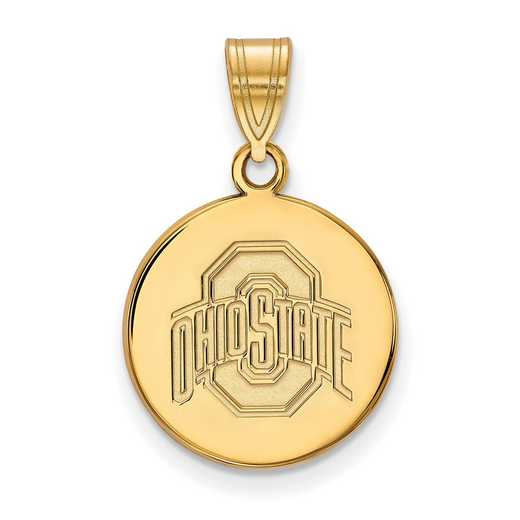 GP040OSU: 925 YGFP Ohio State Med Disc Pend