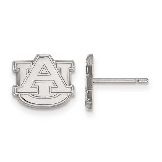 1W008AU: 10kw LogoArt Auburn University XS Post Earrings