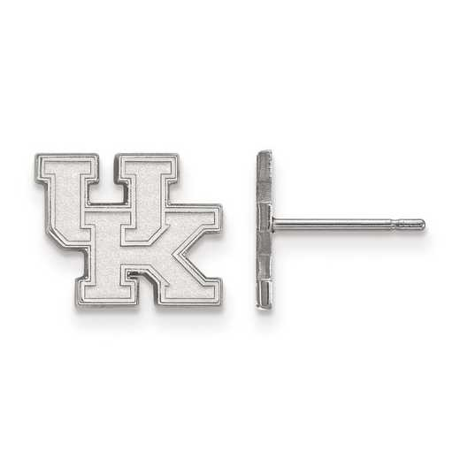 1W008UK: 10kw LogoArt University of Kentucky XS Post Earrings