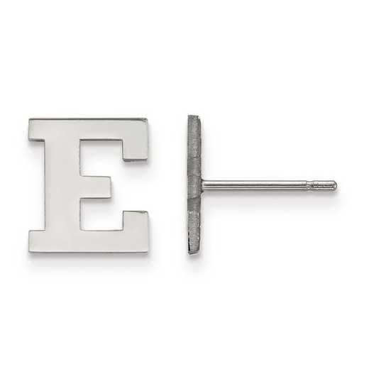 1W021EMU: 10kw LogoArt Eastern Michigan University XS Post Earrings