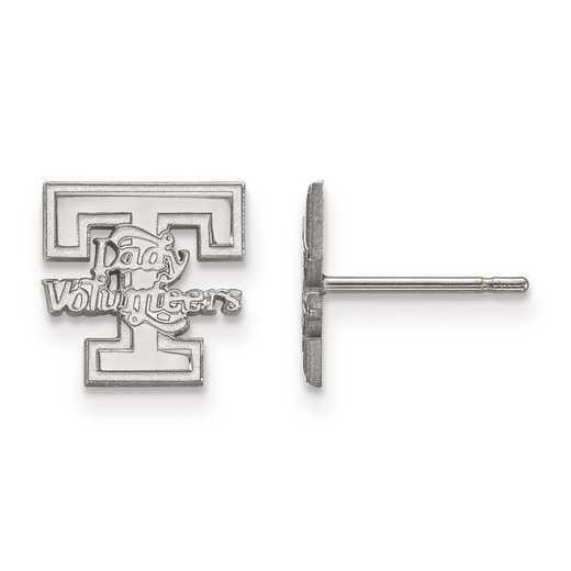 1W049UTN: 10kw LogoArt University of Tennessee XS Post Earrings