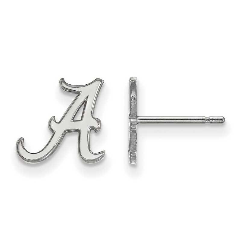 SS008UAL: 925 Alabama XS Post Earrings