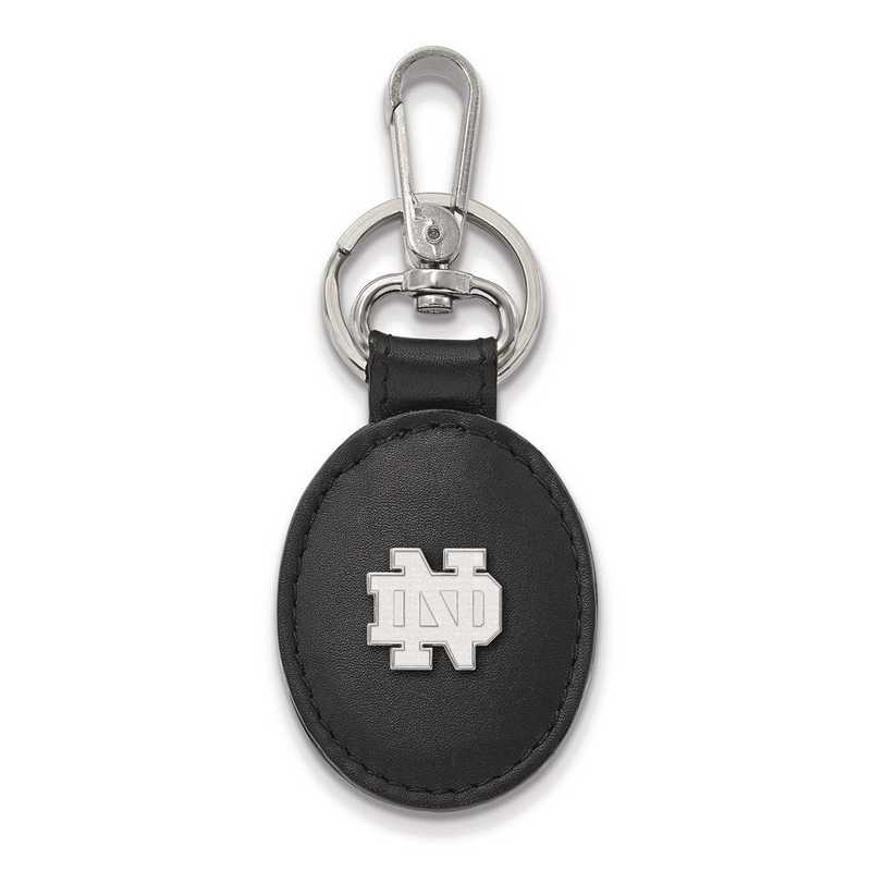 SS013UND-K1: SS LogoArt University of Notre Dame Leather Attachment