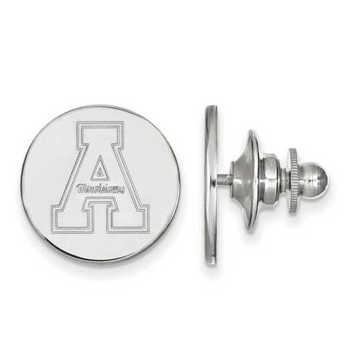 SS009APS: SS LogoArt Appalachian State University Lapel Pin