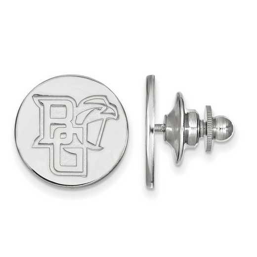 SS009BG: SS LogoArt Bowling Green State University Lapel Pin