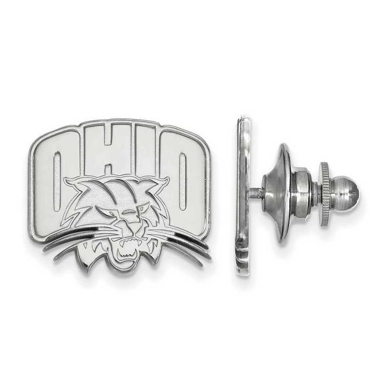 SS009OU: SS LogoArt Ohio University Lapel Pin