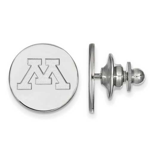 SS009UMN: SS LogoArt University of Minnesota Lapel Pin