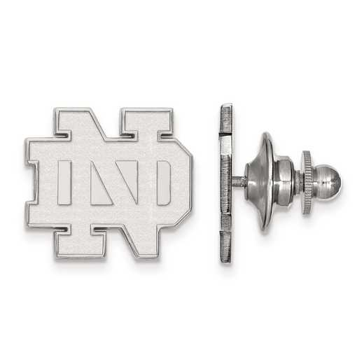 SS010UND: SS LogoArt University of Notre Dame Tie Tac