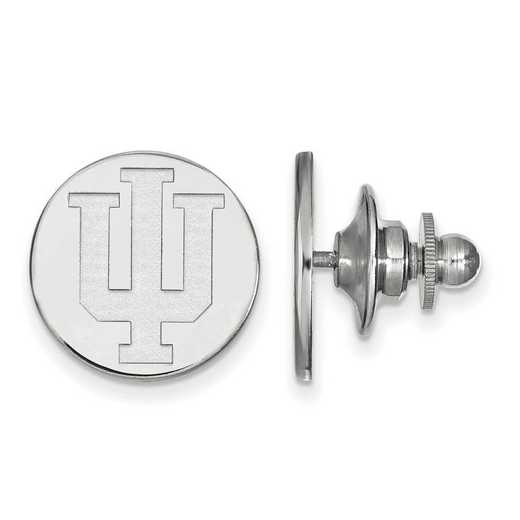 SS011IU: SS LogoArt Indiana University Lapel Pin