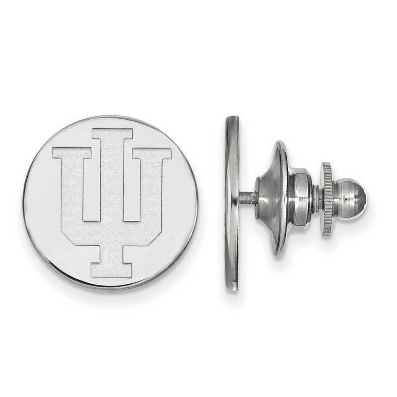 SS011IU: SS LogoArt Indiana University Lapel Pin