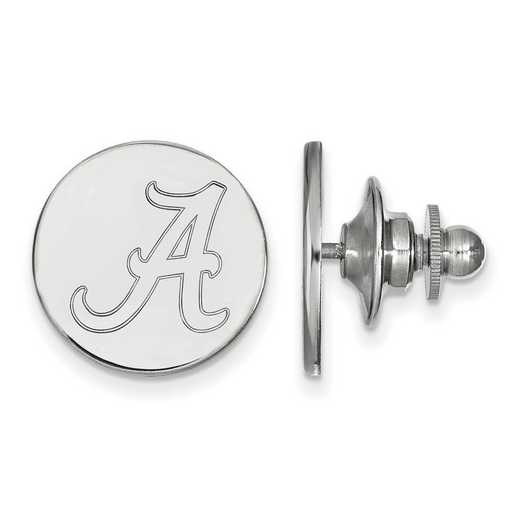 SS011UAL: SS LogoArt University of Alabama Lapel Pin