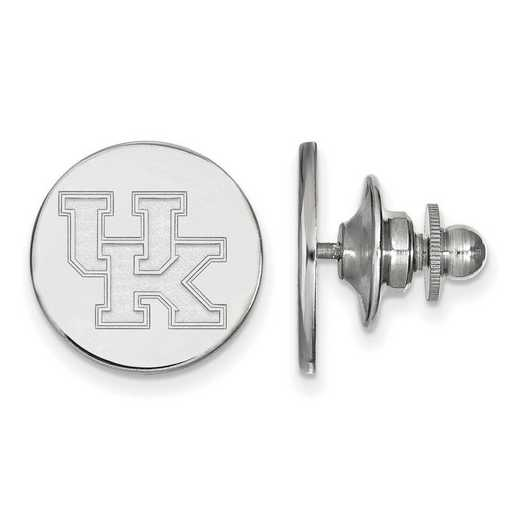 SS011UK: SS LogoArt University of Kentucky Lapel Pin