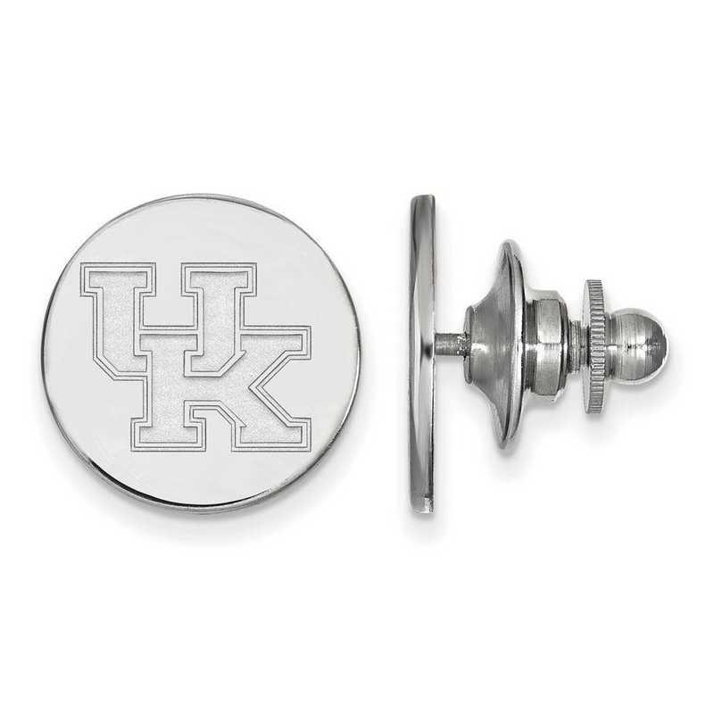 SS011UK: SS LogoArt University of Kentucky Lapel Pin